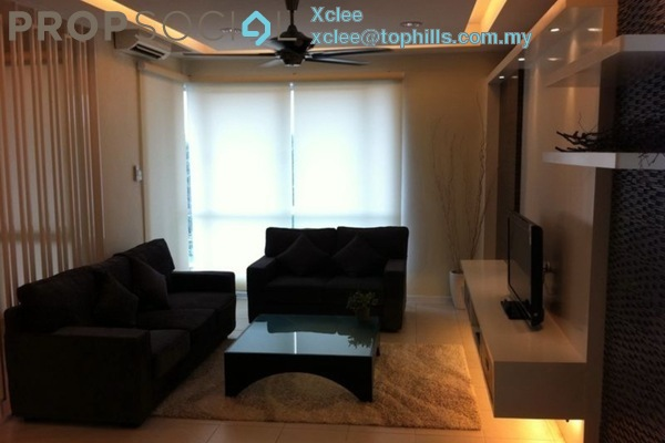 For Sale Condominium at Casa Indah 2, Tropicana Leasehold Semi Furnished 3R/3B 900k