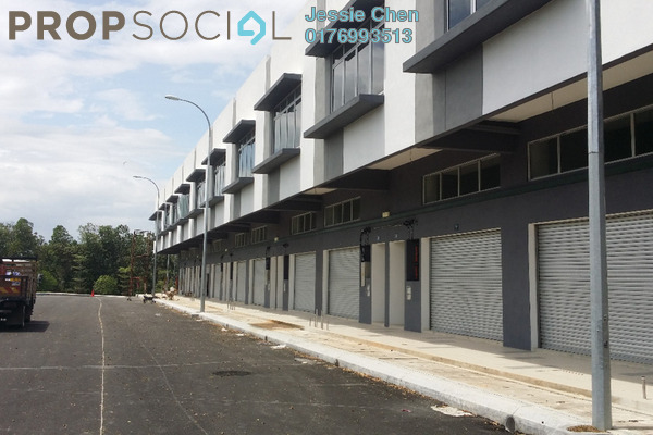 For Rent Shop at KIP Sentral, Sepang Freehold Unfurnished 0R/2B 3.8k