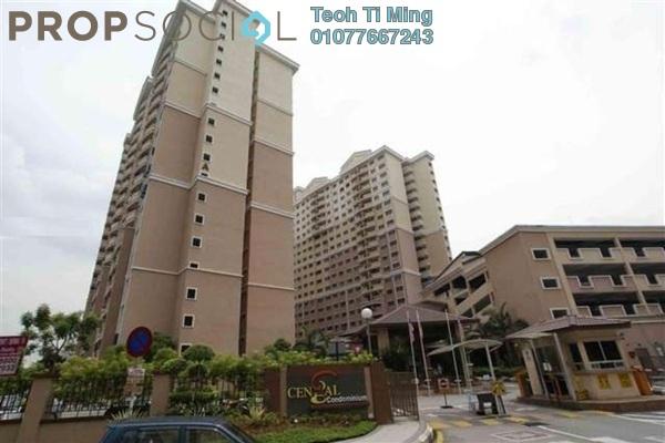 For Sale Condominium at Cengal Condominium, Bandar Sri Permaisuri Leasehold Semi Furnished 3R/2B 398k