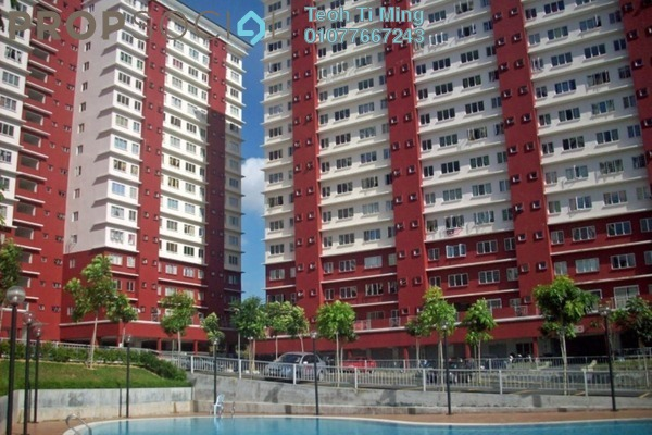 For Sale Condominium at The Lumayan, Bandar Sri Permaisuri Leasehold Semi Furnished 3R/2B 345k