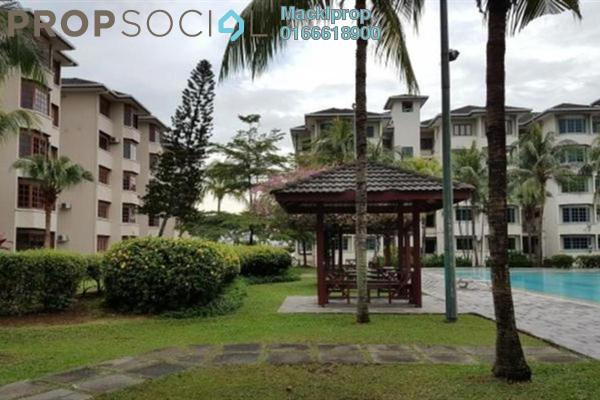 For Rent Condominium at Sunway Court, Bandar Sunway Leasehold Fully Furnished 3R/2B 1.8k