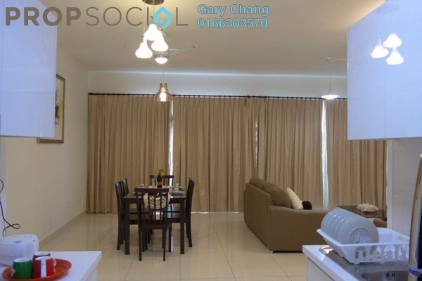 For Rent Serviced Residence at Glomac Damansara, TTDI Freehold Fully Furnished 3R/2B 3.5k