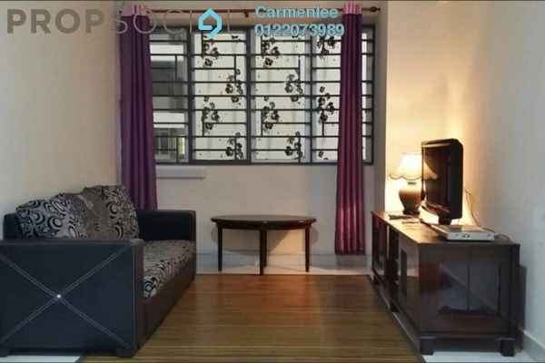 For Rent Condominium at Main Place Residence, UEP Subang Jaya Freehold Fully Furnished 2R/1B 1.6k