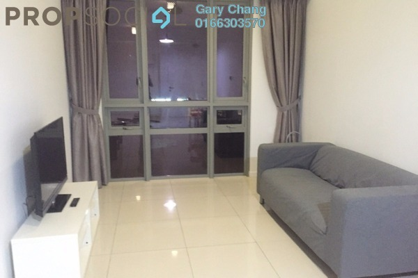 For Rent Serviced Residence at Cascades, Kota Damansara Leasehold Fully Furnished 1R/1B 2.1k