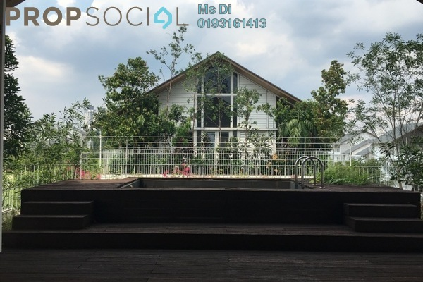 For Rent Bungalow at Seri Pilmoor, Ara Damansara Freehold Semi Furnished 7R/6B 15k