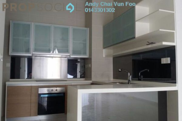 For Rent Condominium at Mirage Residence, KLCC Freehold Semi Furnished 3R/3B 5.4k