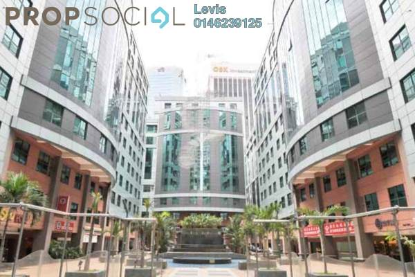For Rent Office at Megan Avenue 1, KLCC Freehold Unfurnished 0R/0B 5k