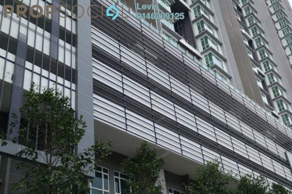For Rent Condominium at Central Residence, Sungai Besi Freehold Semi Furnished 2R/2B 1.2k