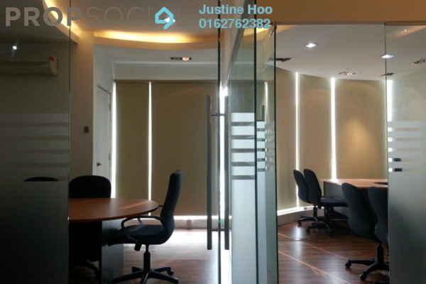 For Rent Office at Puteri 1, Bandar Puteri Puchong Freehold Fully Furnished 0R/0B 3k
