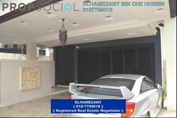 For Sale Bungalow at Setiahills, Ampang Leasehold Semi Furnished 4R/6B 4m
