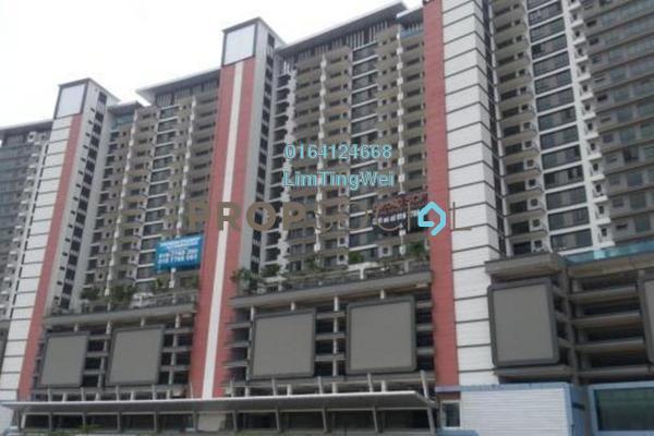 For Rent Condominium at Senza Residence, Bandar Sunway Leasehold Semi Furnished 3R/2B 2.5k