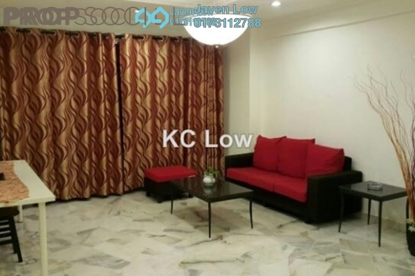 For Rent Condominium at Duta Ria, Dutamas Leasehold Fully Furnished 3R/2B 2k