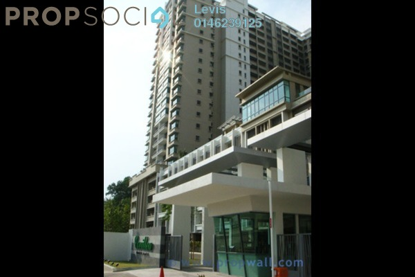 For Rent Condominium at Covillea, Bukit Jalil Freehold Fully Furnished 3R/3B 3.5k