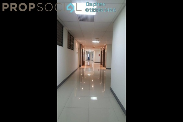 For Rent Office at Wisma UOA I, KLCC Freehold Semi Furnished 0R/0B 4.42k