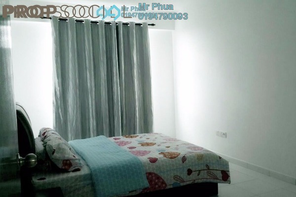For Rent Condominium at Palma Laguna, Seberang Jaya Freehold Fully Furnished 4R/2B 1.35k