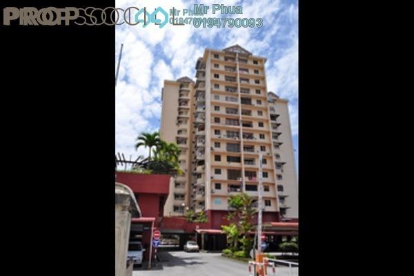 For Rent Condominium at Puteri Indah, Bayan Baru Freehold Fully Furnished 3R/2B 1.25k