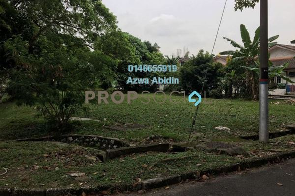 For Sale Land at Section 9, Shah Alam Leasehold Unfurnished 0R/0B 680k