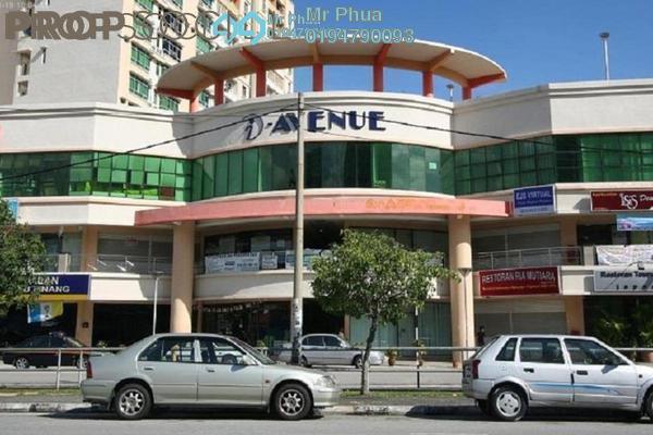 For Rent Shop at i-Avenue, Bukit Jambul Freehold Unfurnished 0R/0B 2k