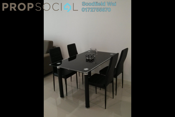 For Rent Condominium at Camellia, Bangsar South Leasehold Fully Furnished 3R/2B 5.5k