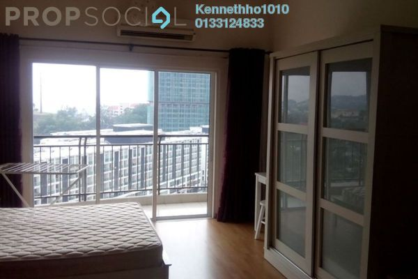 For Rent Serviced Residence at Waldorf Tower, Sri Hartamas Freehold Fully Furnished 1R/1B 1.9k