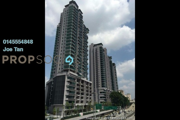 For Rent Condominium at The Leafz, Sungai Besi Freehold Fully Furnished 2R/2B 2.75k