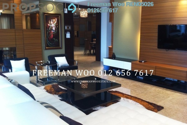 For Sale Condominium at 10 Mont Kiara, Mont Kiara Freehold Fully Furnished 4R/5B 3.22m