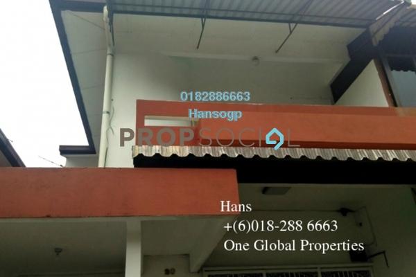 For Rent Terrace at SS4, Kelana Jaya Freehold Unfurnished 6R/4B 2.2k