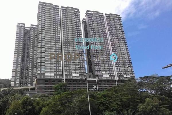 For Sale Condominium at Damansara Foresta, Bandar Sri Damansara Freehold Semi Furnished 3R/3B 810k