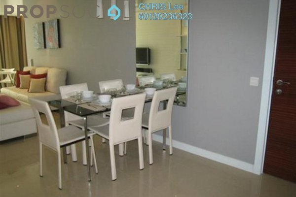 For Rent Condominium at Marc Service Residence, KLCC Freehold Fully Furnished 2R/2B 7k