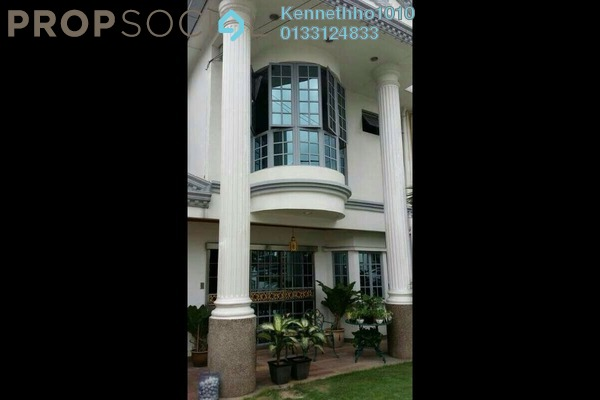 For Sale Semi-Detached at Taman Sri Endah, Sri Petaling Leasehold Fully Furnished 6R/5B 2.3m