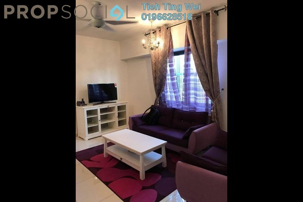 For Rent Condominium at Avenue D'Vogue, Petaling Jaya Leasehold Fully Furnished 2R/1B 2.3k