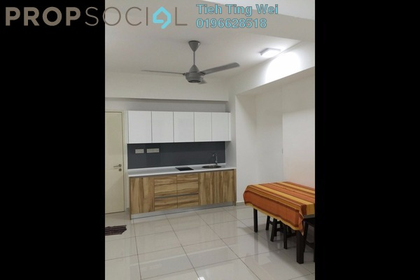 For Rent Condominium at Avenue D'Vogue, Petaling Jaya Leasehold Semi Furnished 1R/1B 1.5k