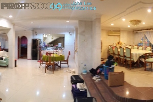 For Sale Bungalow at Section 22, Petaling Jaya Freehold Fully Furnished 7R/7B 5.8m