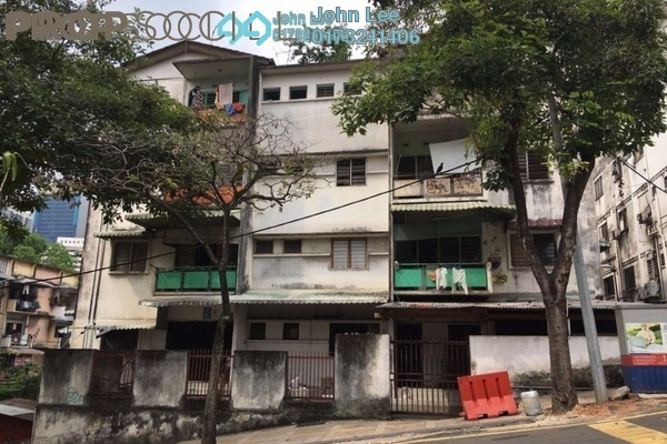 For Rent Shop at Jalan Bedara, Bukit Ceylon Freehold Unfurnished 0R/0B 30k