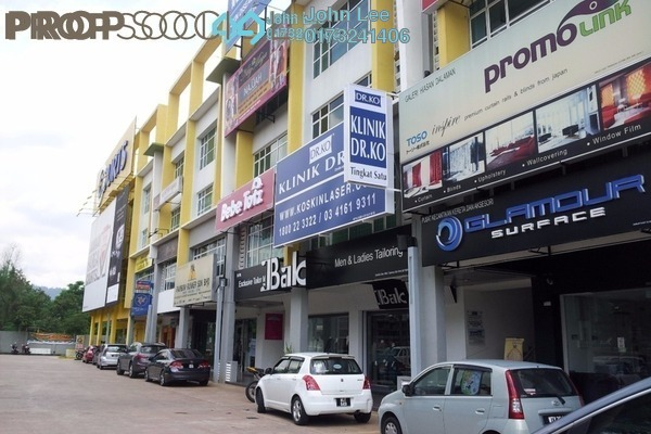 For Rent Shop at Ukay Boulevard, Ukay Freehold Unfurnished 0R/2B 12k