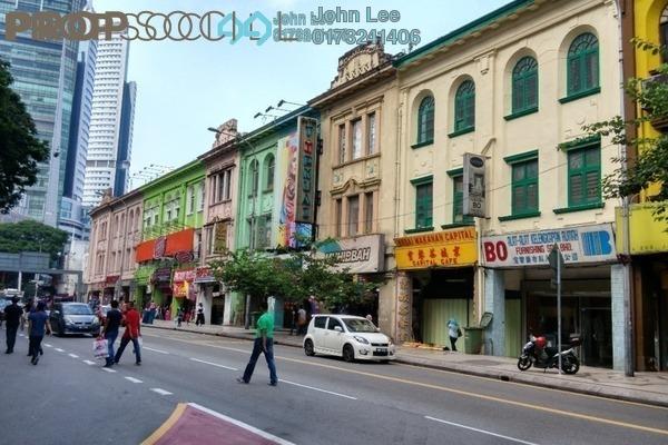For Sale Shop at Jalan Tuanku Abdul Rahman, Chow Kit Freehold Fully Furnished 0R/0B 21m