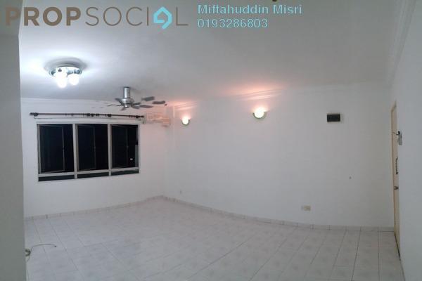 For Sale Apartment at Saujana Apartment, Damansara Damai Leasehold Semi Furnished 3R/2B 289k