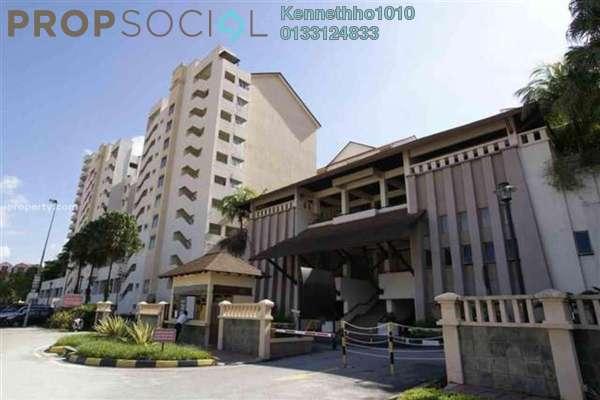 For Rent Condominium at Puncak Nusa Kelana, Ara Damansara Leasehold Fully Furnished 4R/3B 2.6k