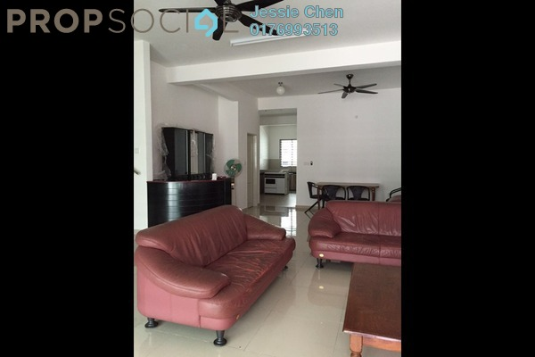 For Rent Terrace at Fellona, Bandar Sri Sendayan Freehold Semi Furnished 4R/3B 1.5k