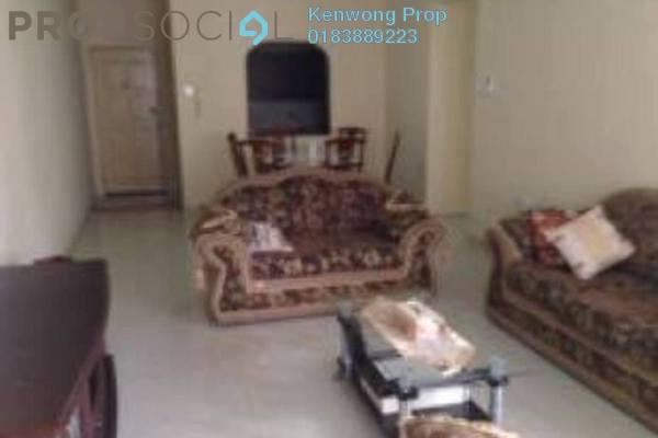 For Rent Condominium at Sri Putramas II, Dutamas Freehold Fully Furnished 3R/2B 2.2k