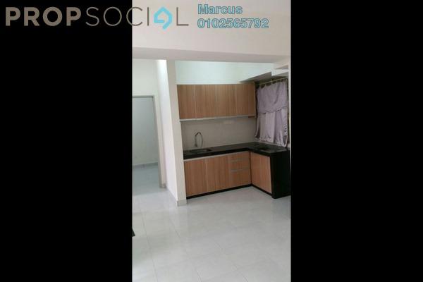 For Rent Condominium at Main Place Residence, UEP Subang Jaya Freehold Semi Furnished 2R/2B 1.3k