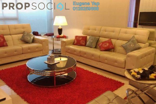For Rent Condominium at Kiaramas Ayuria, Mont Kiara Freehold Fully Furnished 5R/5B 12k