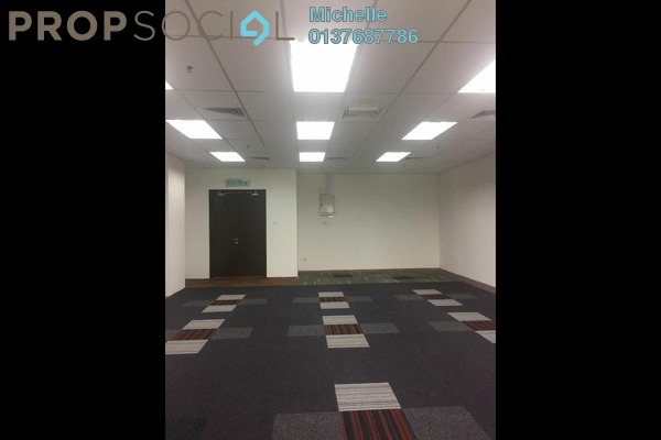 For Rent Office at Menara UOA Bangsar, Bangsar Freehold Semi Furnished 1R/1B 6k