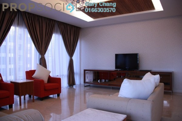 For Rent Condominium at Pavilion Residences, Bukit Bintang Leasehold Fully Furnished 3R/3B 12k