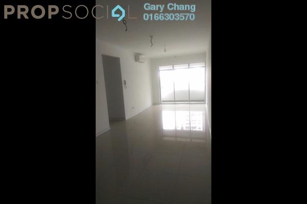 For Rent Condominium at Kiara Residence, Bukit Jalil Leasehold Semi Furnished 3R/2B 1.8k