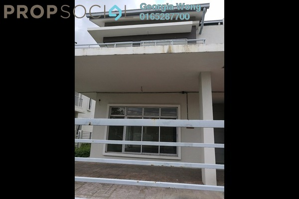 For Sale Semi-Detached at Ivory Residence, Bandar Saujana Putra Leasehold Unfurnished 4R/3B 790k