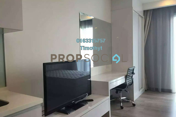 For Rent Condominium at One @ Bukit Ceylon, Bukit Ceylon Freehold Fully Furnished 1R/1B 2.4k