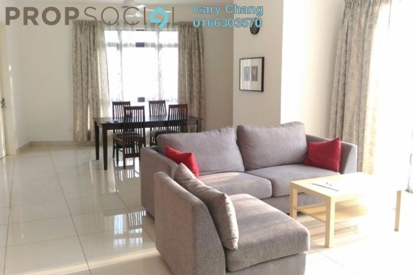 For Rent Serviced Residence at TRiGON Luxury Residences @ Setia Walk, Pusat Bandar Puchong Freehold Fully Furnished 4R/4B 4.3k