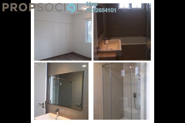For Rent Condominium at Scenaria, Segambut Freehold Semi Furnished 3R/2B 1.6k