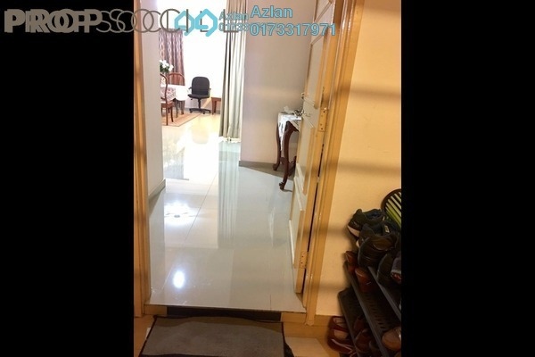For Sale Condominium at Fawina Court, Ampang Leasehold Semi Furnished 3R/3B 520k